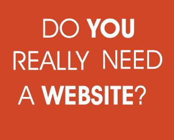 YES .. you need a website !
