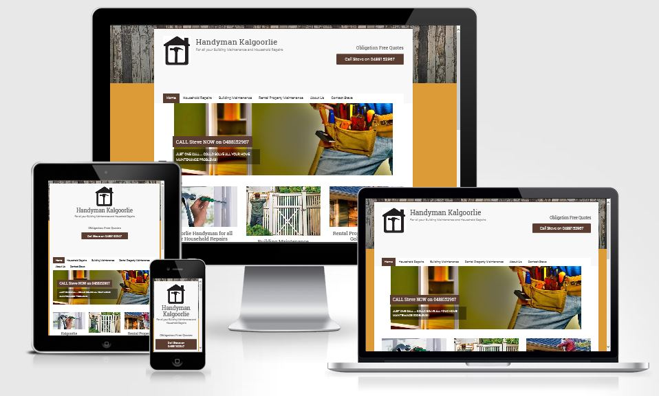 website by wise web design mandurah
